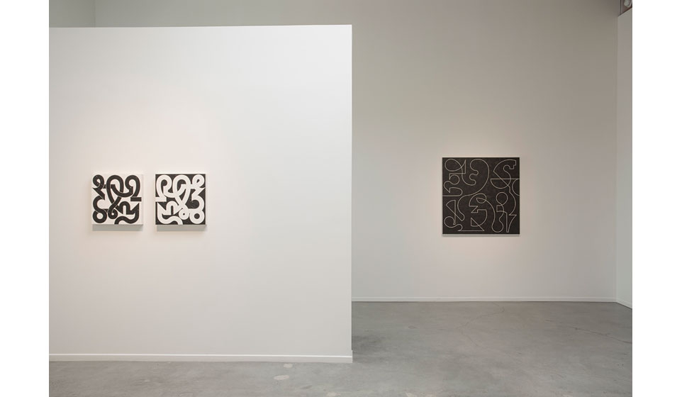 Von Lintel Gallery | Los Angeles ····· Valerie Jaudon